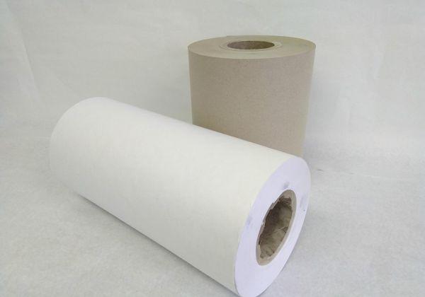 Celulózové papíry se zanáškou recykl. vlákna